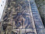 Декор бетон – Штампы для бетона. Декоративный Печатный бетон
