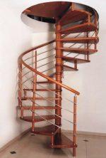 Размеры винтовой лестницы – Виды винтовых лестниц, их базовые размеры и примерный расчет