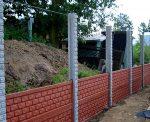Забор из бетона наборный – Заборы бетонные наборные, их цены