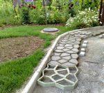 Укладка камня на дорожки – Как уложить природный камень на дорожки своими руками
