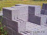 Вес блоков керамзитобетонных блоков – Вес керамзитобетонного блока 400х200х200 — таблица