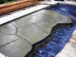 Заливка бетона на грунт – Особенности заливки бетона на грунт и по перекрытиям