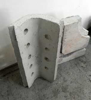 Бетонная огнеупорная смесь босс 200 бетон истирание