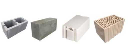 Газобетон керамзитобетон сравнение смесь для ремонта бетонных