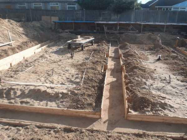 Давление бетонной смеси на стенки опалубки миксер бетона заказать в спб