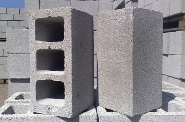 Различные строительные блоки своими руками