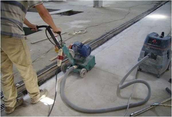 Полировка бетона технология евромастер бетон