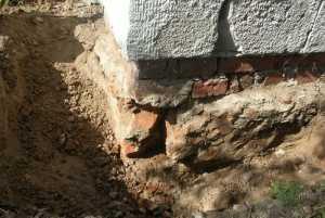 Треснул фундамент дома как укрепить
