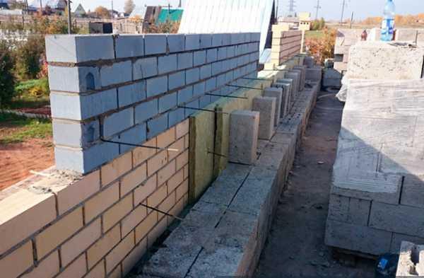 Толщина керамзитобетона стены бетон елабуга купить