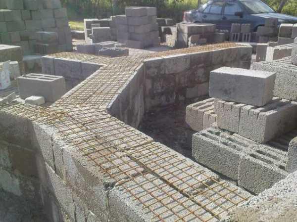 Заливка стен из керамзитобетона купить поверхностный вибратор для бетона