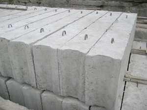 Стандартные размеры фбс блоков