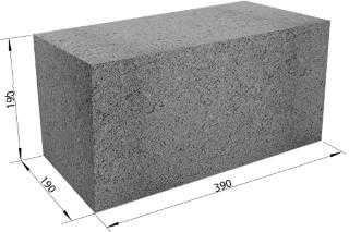 Сколько керамзитобетон блоков в кубе бетонные смеси готовые купить