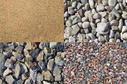 Заполнители бетонных смесей формы для бетона и гипса купить