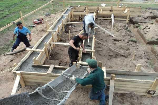 Сколько нужно песка и цемента для раствора цементного размер керамзитобетону