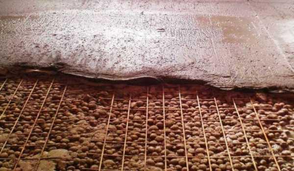 Марка керамзитобетона стяжка пола нэо бетон инн