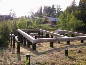 Утеплить свайный фундамент – Утепление свайного фундамента - для чего и как выполняется