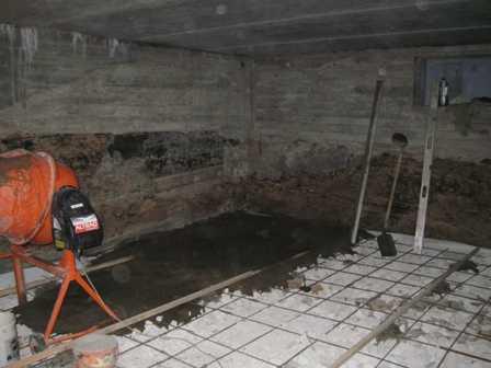 Залить цоколь бетоном дорожный бетон это
